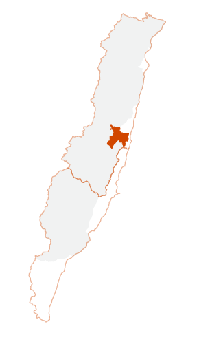 Location of Ruisui Township