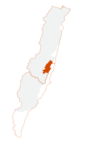 Location of Yuli Township