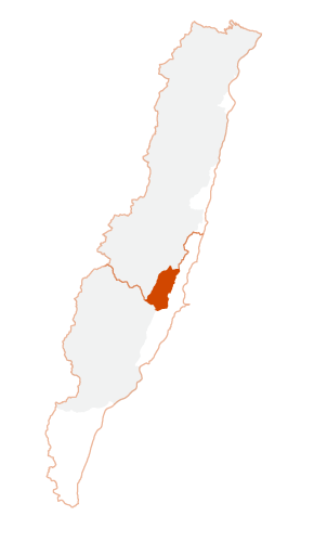 Location of Fuli Township