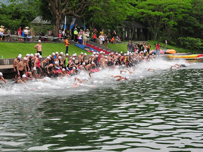 International Triathlon Contest