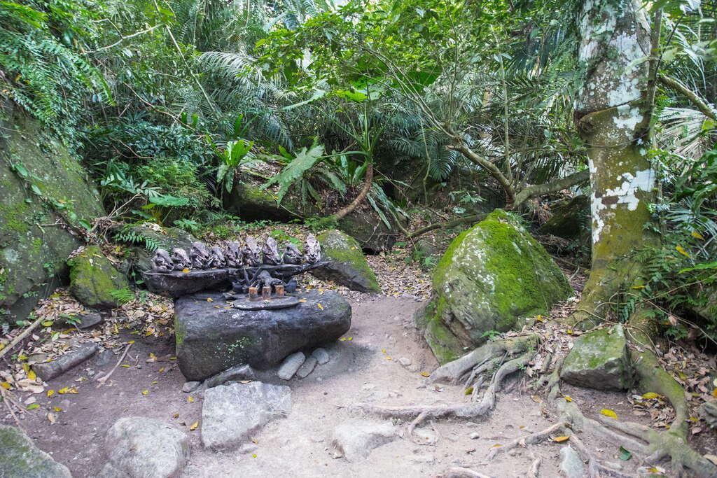 鸞山部落(森林博物館)