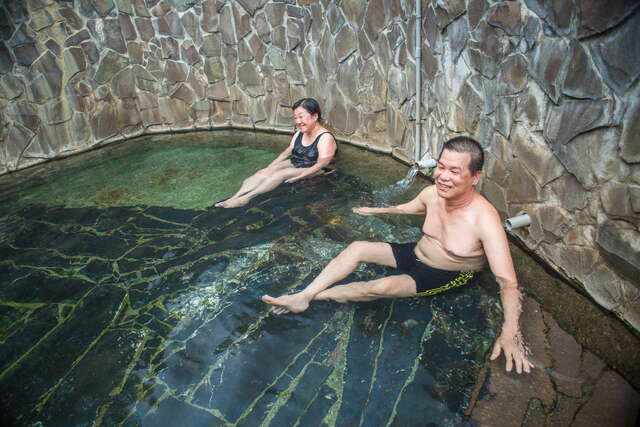 Ruisui-Hongye Hot Springs