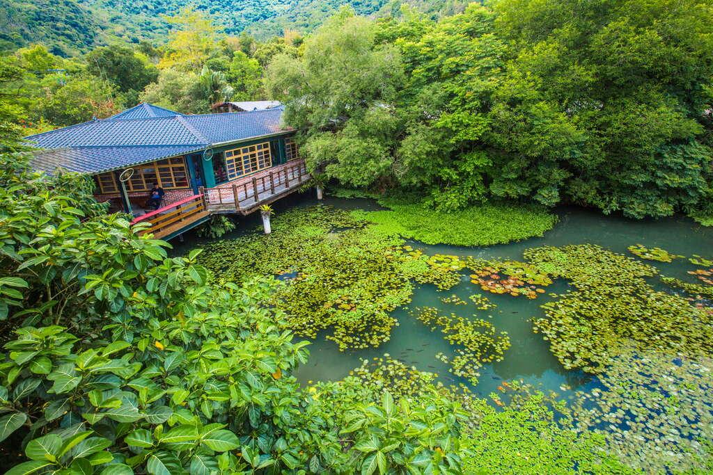 馬太鞍(ファタアン)湿地生態園...